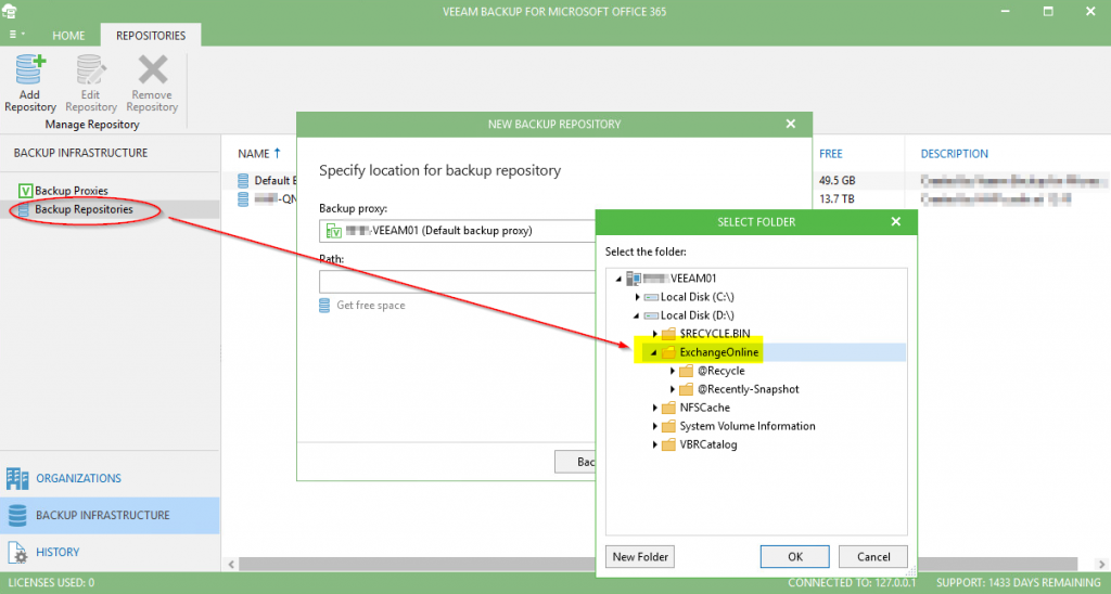 Veeam backup for O365 on QNAP   Misja Geuskens
